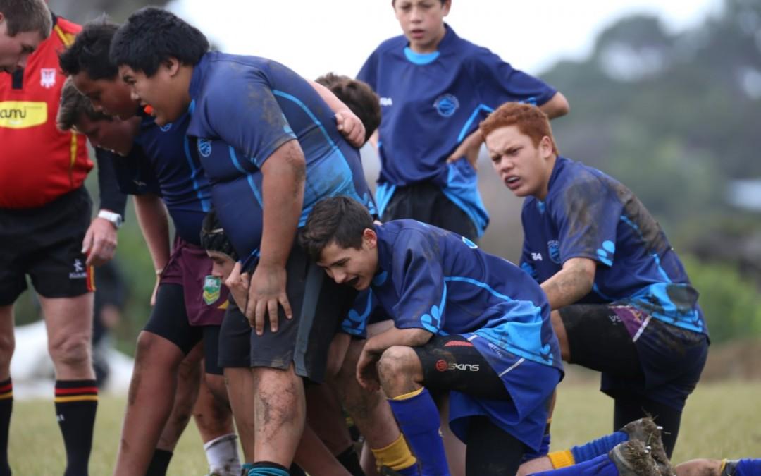 Two Rugby Teams for Raglan Area School
