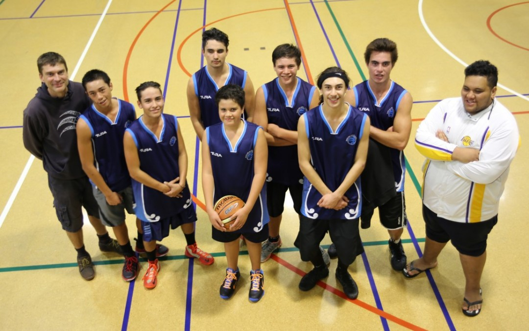 Senior Boys' Basketball