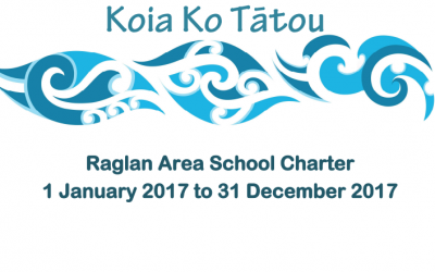 Raglan Area School Charter 2017