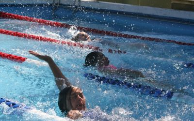 Senior Swimming Sports
