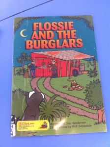 Flossie and the Burglars