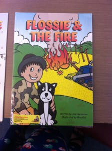 Flossie and the Fire