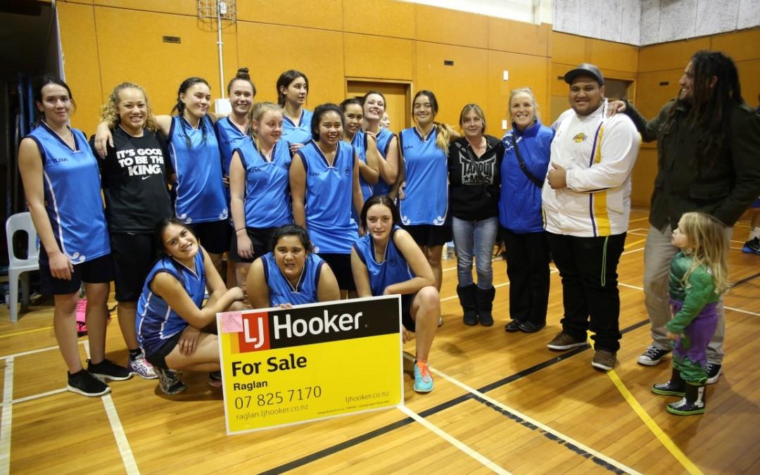 Senior Girls' Basketball