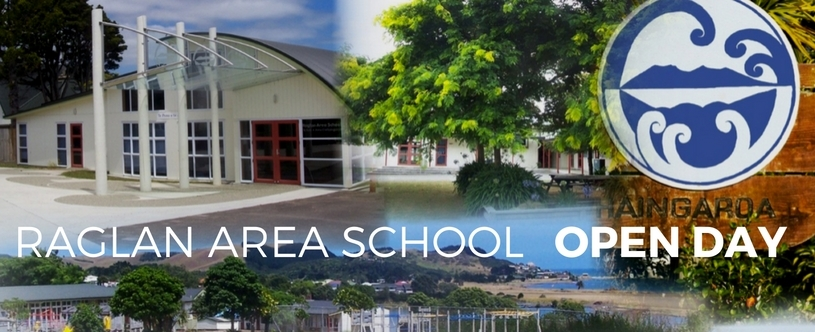 Raglan Area School Open Day