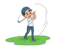 Free Junior Golf Coaching Every Wednesday
