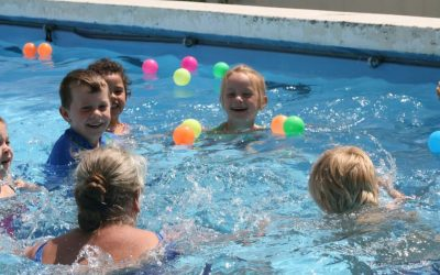 D Block-Year 0-2 Swimming Demonstration 12.45pm TODAY