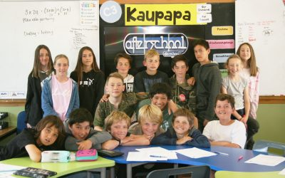 After School Radio Show by Year 7 & 8 Students