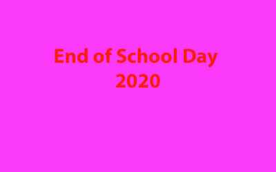 2020 End of School Day