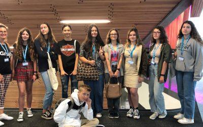 Yr 11&12 Attend Aotearoa UN Youth Declarationin Auckland