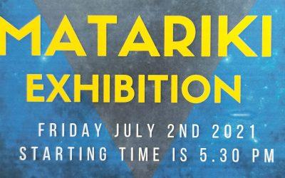 RAS Matariki Exhibition