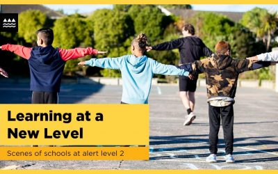 RAS Return to School Alert Level  2  – Thursday 9 September 2021
