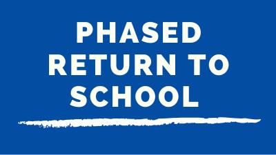 Whānau Information: Years 11-13 Back to School Tuesday 26/10/21